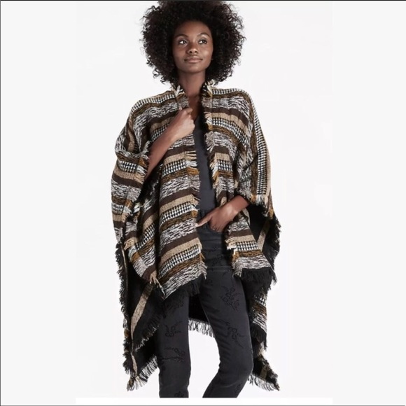 Lucky Brand Accessories - Lucky Brand Kimono NWT